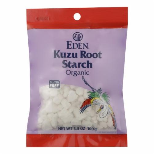Eden Foods Kudzu Root Starch - Organic - 3.5 oz - case of 12 Perspective: front