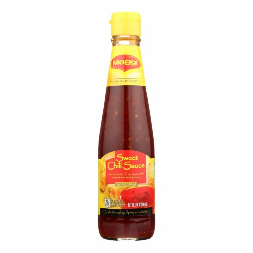 Maggi Mild Sweet Chili Sauce  - Case of 12 - 10.1 OZ Perspective: front