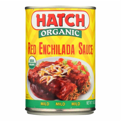 Hatch Chili Hatch Red Enchilada Sauce - Enchilada - Case of 12 - 15 Fl oz. Perspective: front