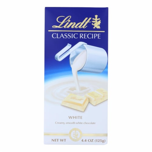 Lindt - Bar Classic Wht Chocolate - Case of 12-4.4 oz Perspective: front
