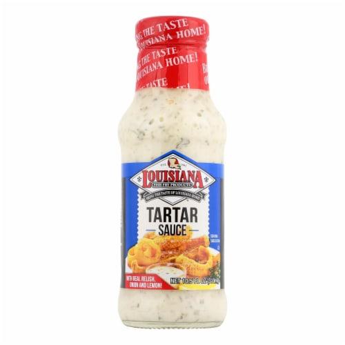 Louisiana Tartar Sauce  - Case of 12 - 10.5 OZ Perspective: front
