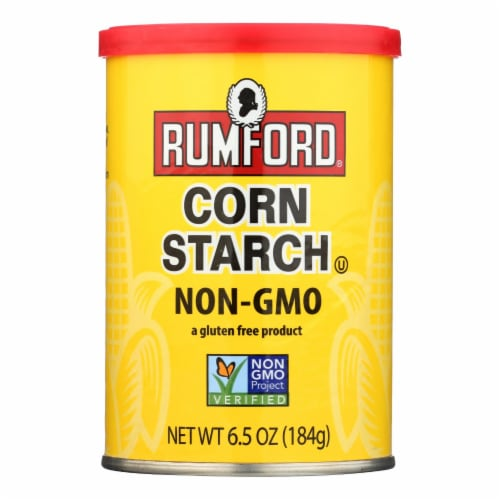 Rumford - Corn Starch - Case of 12 - 6.5 oz. Perspective: front
