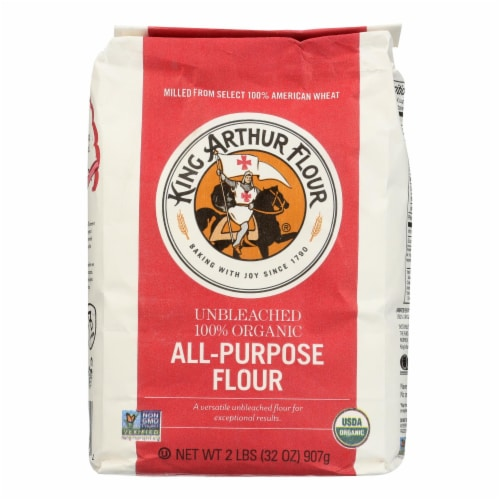 King Arthur All Purpose Flour - Case of 12 - 2 Perspective: front