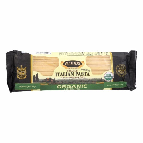 Alessi - Pasta - Organic - Case of 12 - 16 oz. Perspective: front
