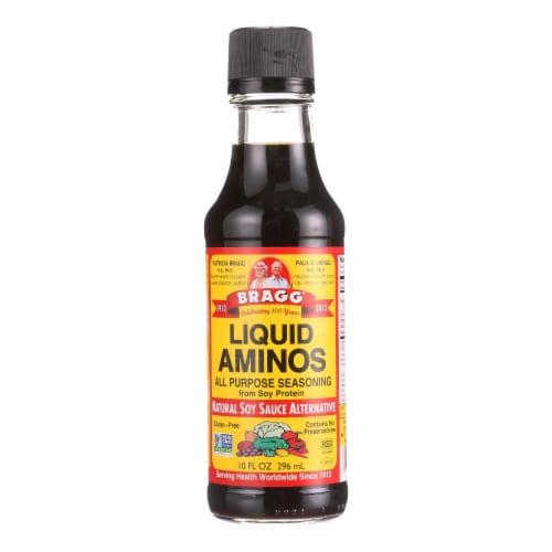 Bragg - Liquid Aminos - 10 oz - case of 12 Perspective: front