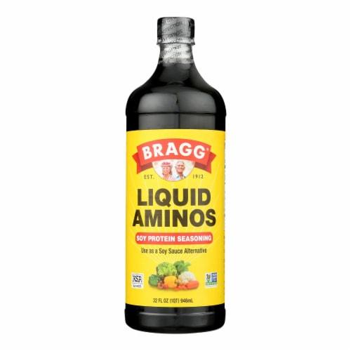 Bragg - Liquid Aminos - 32 oz - case of 12 Perspective: front