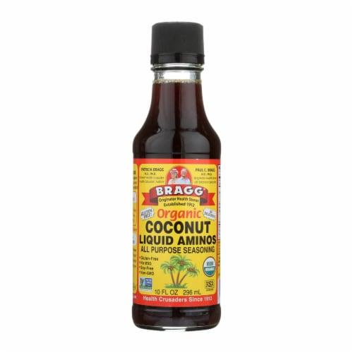 Bragg - Liquid Aminos - Organic - Coconut - Case of 12 - 10 fl oz Perspective: front
