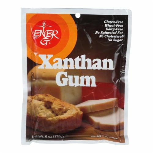 Ener-G Foods - Xanthan Gum - Case of 12 - 6 oz Perspective: front
