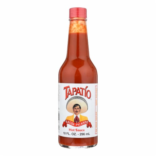 Tapatio Salsa Picante Hot Sauce  - Case of 12 - 10 OZ Perspective: front