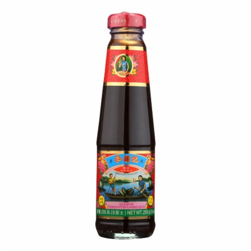 Lee Kum Kee Sauce - Oyster Sauce - Case of 12 - 9 oz. Perspective: front