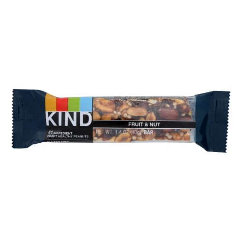Kind Bar - Delight - Case of 12 - 1.4 oz Perspective: front