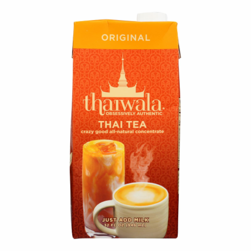 Thaiwala - Tea Thai All Natural Concent - Case of 6 - 32 FZ Perspective: front