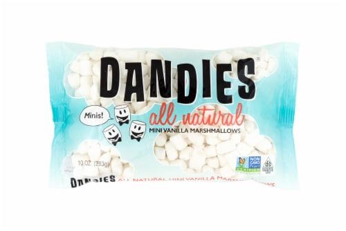 Dandies® Mini Vanilla Marshmallows Perspective: front