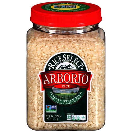 RiceSelect Italian-Style Arborio Rice Perspective: front