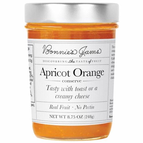Bonnie's Jams Apricot Orange Perspective: front