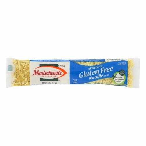 Manischewitz Gluten Free Noodle Soup Mix  - Case of 24 - 4 OZ Perspective: front