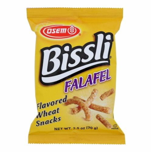 Osem - Snack Bissli Falafel - Case of 24 - 2.5 OZ Perspective: front