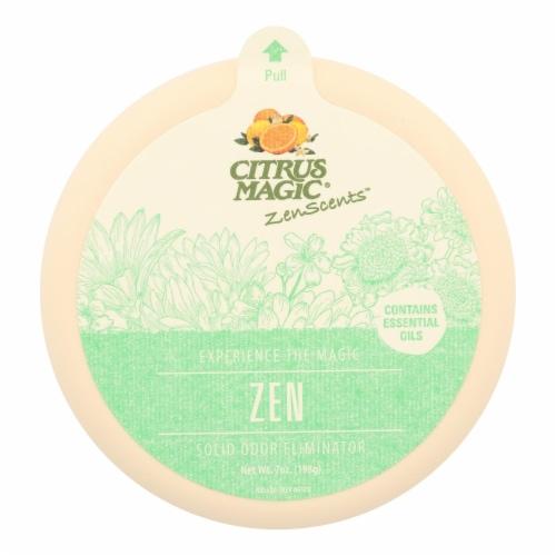 Citrus Magic - Zenscent Odor Absrb Zen - Case of 6 - 7 OZ Perspective: front