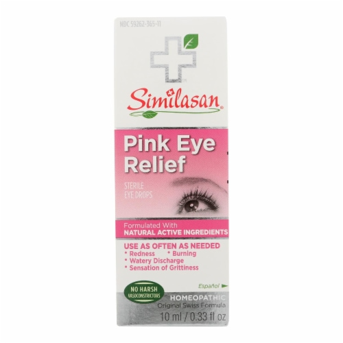 Similasan Irritated Eye Relief - 0.33 fl oz Perspective: front