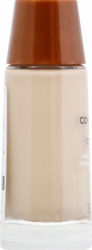 CoverGirl Clean Normal Skin 105 Ivory Foundation Perspective: left