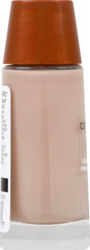 CoverGirl Clean Normal Skin 135 Medium Light Foundation Perspective: left