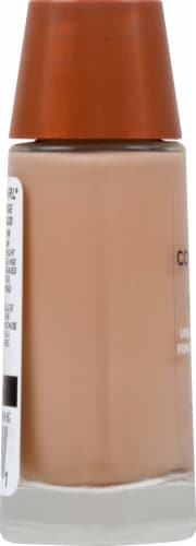 CoverGirl Clean Normal Skin 145 Warm Beige Foundation Perspective: left