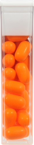 Tic Tac Orange Mints Perspective: left