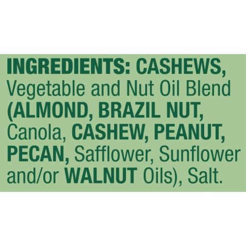 Emerald 100 Calorie Packs Roasted & Salted Cashews Perspective: left