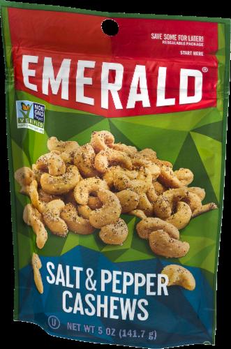 Emerald Salt & Pepper Cashews Perspective: left