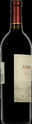 Joseph Phelps Vineyards Cabernet Sauvignon Perspective: left