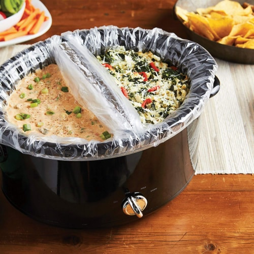 Reynolds Kitchens Slow Cooker Liners Perspective: left