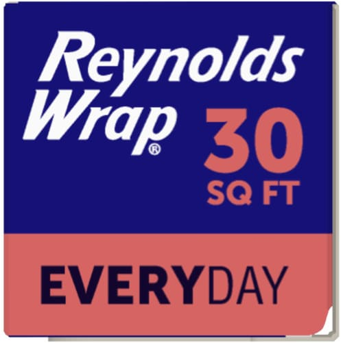 Reynolds Wrap Aluminum Foil Perspective: left