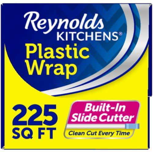 Reynolds Kitchens Plastic Wrap Perspective: left