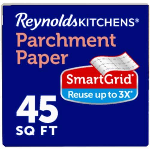 Reynolds Wrap Kitchens Parchment Paper Food Wrap Perspective: left