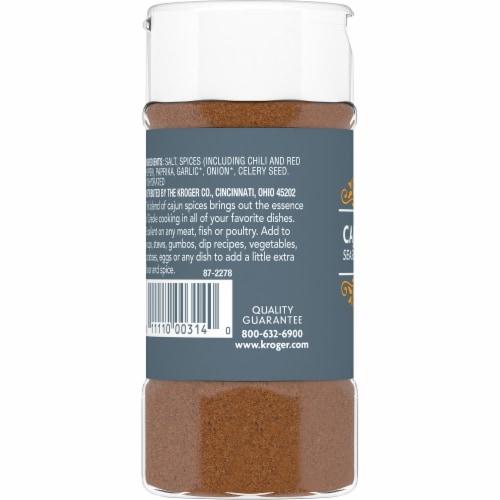 Kroger® Cajun Seasoning Perspective: left