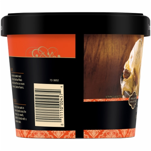 Private Selection® Southern Butter Pecan Ice Cream Perspective: left