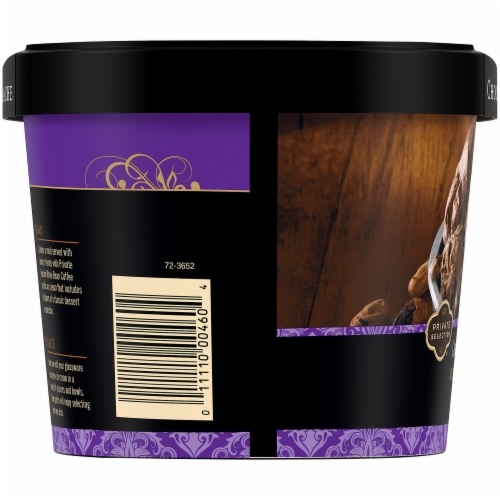 Private Selection® Chocolate Ganache Ice Cream Perspective: left