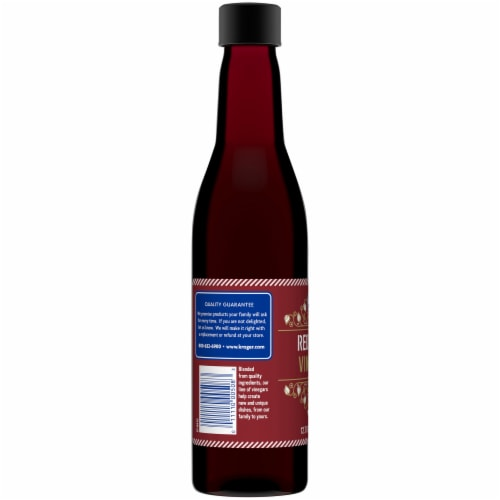 Kroger® Red Wine Vinegar Perspective: left
