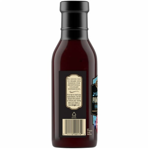 Private Selection® Blueberry Pomegranate Vinaigrette Salad Dressing Perspective: left