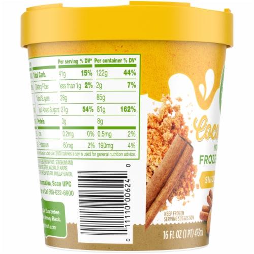 Simple Truth™ Coconut Milk Non-Dairy Frozen Dessert Perspective: left