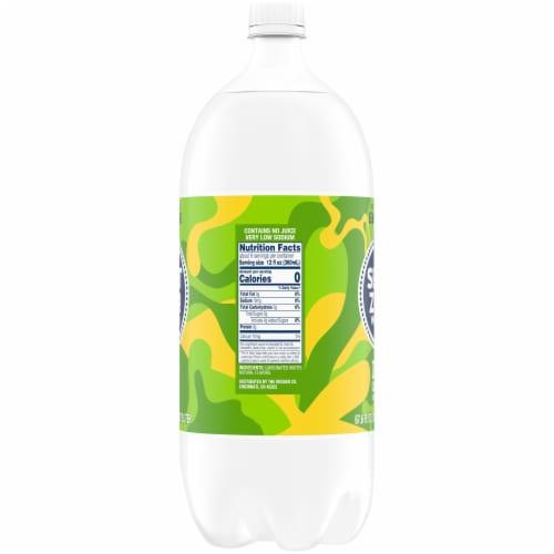 Kroger® Lemon Lime Seltzer Water Perspective: left