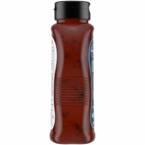 Kroger® All Over It Sauce™ Bottle Perspective: left