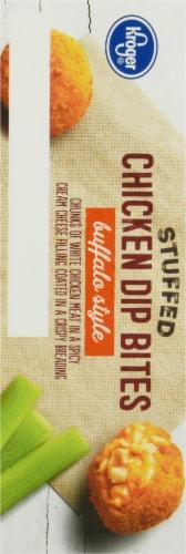 Kroger® Stuffed Buffalo Style Chicken Dip Bites Perspective: left