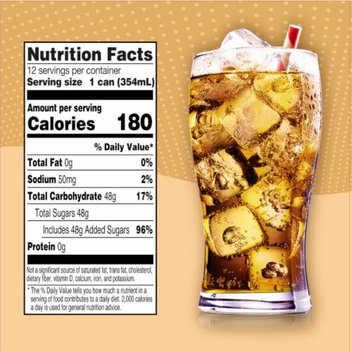 Big K® Vanilla Cream Soda Perspective: left