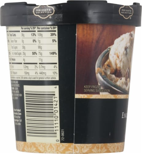 Private Selection® English Toffee Caramel Ice Cream Perspective: left