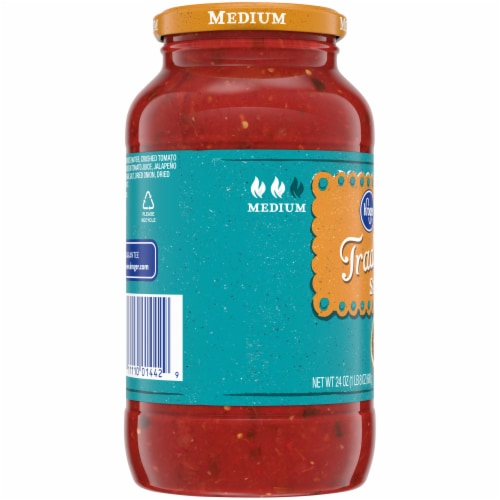 Kroger® Traditional Medium Salsa Perspective: left