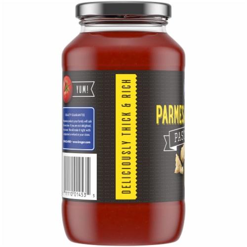 Kroger® Parmesan + Romano Pasta Sauce Perspective: left