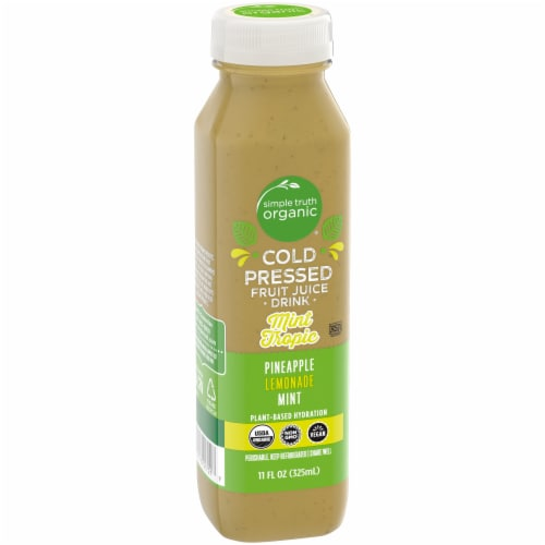 Simple Truth Organic® Tropical Mint Lemonade Perspective: left