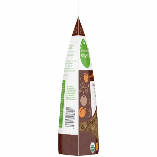 Simple Truth Organic™ Apricot Coconut Granola Clusters Perspective: left