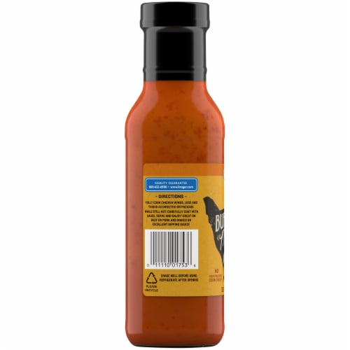 Kroger® Buffalo Mild Wing Sauce Perspective: left
